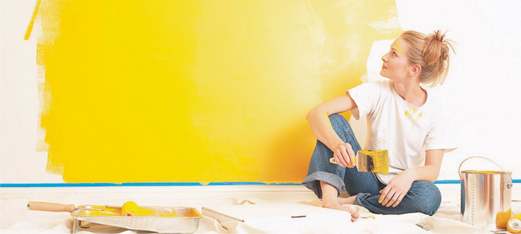 Акриловые краски: свойства и применение